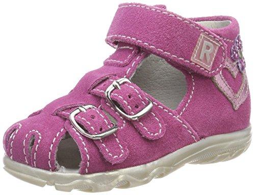 Richter Kinderschuhe Mädchen Terrino Geschlossene Sandalen, Pink (Passion/Candy), 26 EU