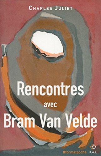 Rencontres avec Bram van Velde (Format poche) Pdf - ePub - Audiolivre Telecharger