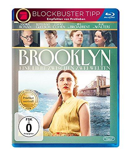Brooklyn - Eine Liebe zwischen zwei Welten [Blu-ray]