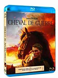 Cheval de Guerre + 6 cartes postales - Edition exclusive Amazon.fr [Blu-ray]