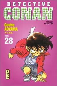 Détective Conan Edition simple Tome 28