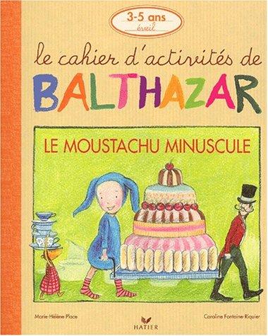 Le moustachu minuscule. 3-5 ans par Caroline Fontaine-Riquier, Marie-Hélène Place, Féodora Stancioff