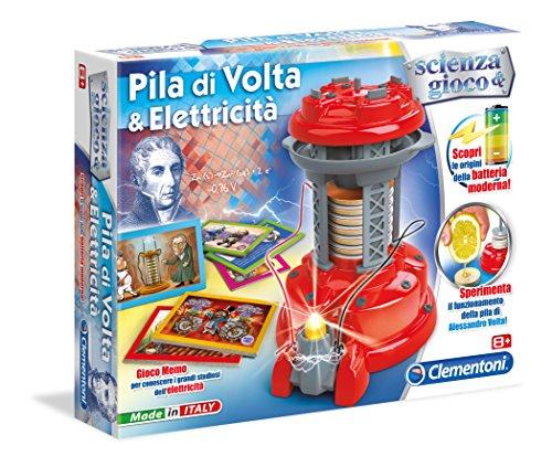 Clementoni 13934 - Pila Di Volta e