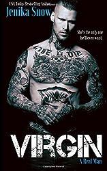 Virgin (A Real Man) (Volume 2) by Jenika Snow (2016-07-08)