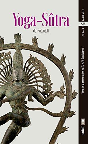 Yoga-Sutra de Patanjali (Arca de Sabiduría) por T.K..V.Desikachar