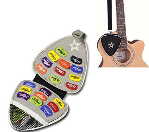 chitarra-plectrums-borsa-inclusa-20pcs-scelte-custodia-in-pelle-in-tessuto-nero-e-grigio-primer-ispe