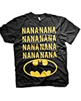 NA NA NA BATMAN - Mens - T-Shirt Officially Licensed DC Merchandise