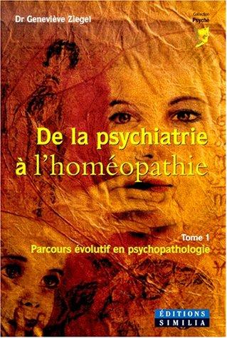 Télécharger Pdf De La Psychiatrie à Lhoméopathie Parcours