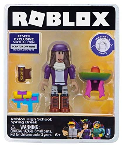 Roblox Celebrity Figure Spring Break