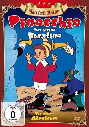 Pinocchio - Der kleine Buratino - Märchen Sterne