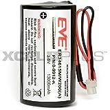 Caja Visonic PowerMax Bell sirena batería para MCS-730, mcs-710, 0-9912-K