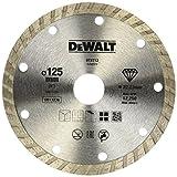 DeWALT Diamanttrennscheibe, 125 Turbo Eco, DT3712-QZ