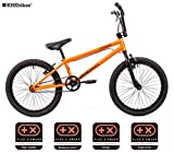 KHE BMX Fahrrad Cosmic orange mit Affix Rotor nur 11,1kg!