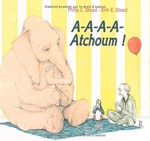 """Afficher """"A-A-A-A-Atchoum !"""""""