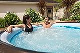 Bestway LAY-Z-SPA Limited mit Filterpumpe – Jacuzzi Whirlpool beheizter Pool Outdoor - 9