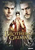 BROTHERS GRIMM DVD