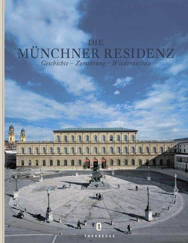Die Münchner Residenz