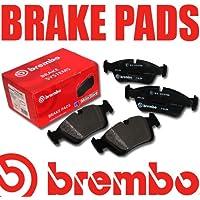 Brembo P 06 021 Kit Pastiglie Freni, Freno a Disco