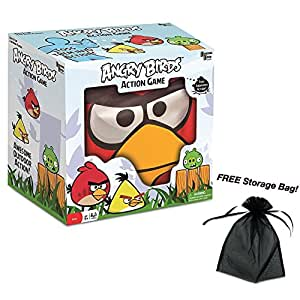 angry birds action game spielzeug. Black Bedroom Furniture Sets. Home Design Ideas