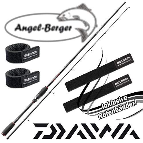 Angel-Berger Daiwa Crossfire Spin Spinnrute Angelrute Rutenband (2.70m 40-100g)