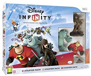 Disney Infinity Starter Pack (Nintendo Wii)