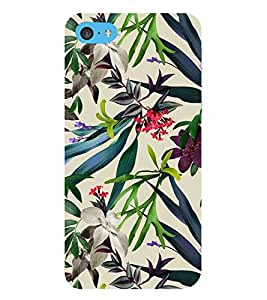 HiFi Designer Phone Back Case Cover Apple iPhone 6s Plus :: Apple iPhone 6s+ ( Beautiful Flowers Colorful Pattern Design )