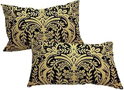 Dixinla Federa Federa Dixinla 2 pezzi di prossoezione cuscino coprono 3d riga di stampa immagine 37e697