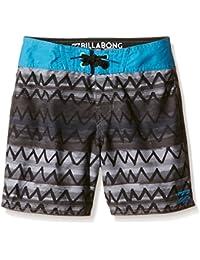 Billabong Zigzag-Pantalón corto de baño Negro negro Talla:14 años