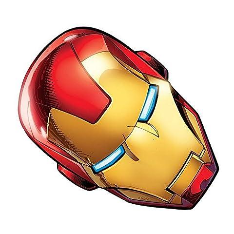 Marvel Comics - Mausmatte Mauspad - Iron Man - Logo