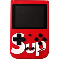 Buddymate WT741 Portable Handheld Console Game with Colorful LCD Screen/USB Rechargeable/Playing 400 Game in 1 Console…