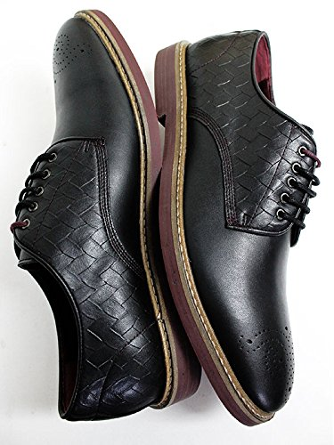 Will's Vegan Shoes Signature brogues-UK 12/EU 46/US 13
