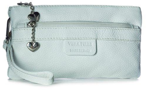 Big Handbag Shop, Poschette giorno donna Bianco (bianco)