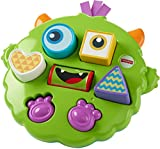 Fisher Price Silly Sortin Monster Puzzle, Multi Color