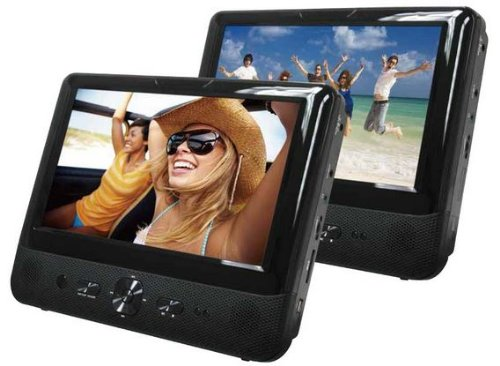 bush-9-inch-dual-screen-in-car-dvd-player-with-car-headrest-mounting-kit-usb-portearphones-remote-co