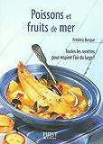 Petit livre de - Poissons et fruits de mer (LE PETIT LIVRE)