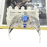 JAGETRADE New Ravenclaw Verlorenen Diadem Tiara Kristallkrone Horcrux Harry Potter Cosplay Prop
