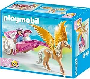 Playmobil 5143 pegasus kutsche spielzeug - Playmobil kutsche ...
