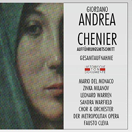 Andrea Chenier: Erster Akt - Questo Azzurro Sofa -