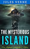 E Readers Best Deals - The Mysterious Island: Color Illustrated, Formatted for E-Readers (Unabridged Version)