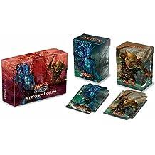 Ultra Pro Merfolk vs Goblins Duel Deck Box Combo