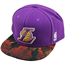 adidas Originals – Gorra la lakers morado OSFA