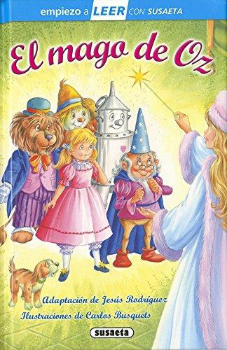 El mago de Oz (Empiezo a LEER con Susaeta - nivel 1) por Susaeta Ediciones S A
