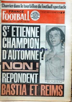 FRANCE SOIR du 24/05/1974 - LE NOUVEAU P...