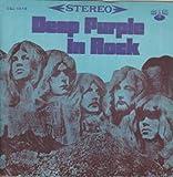 In Rock LP (Vinyl Album) Taiwan Csj 1970