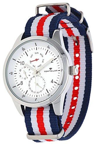 Tom Tailor Damen Armbanduhr blau 5416101