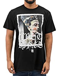 Last Kings Homme Hauts / T-Shirt Stamp noir L