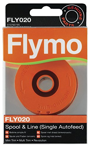 Flymo FLY020 Bobine simple fil pour coupe-bordures (Import Grande Bretagne)