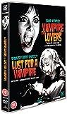 Vampire Lovers/Lust For A Vampire [DVD] [1970]