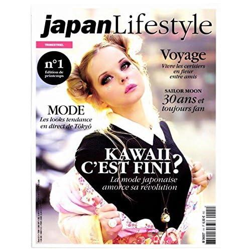 Japan Life Style N° 1 (Avril-Juin 2015) : Kawaii c'est fini ?