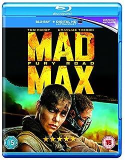 Mad Max: Fury Road [Blu-ray + Dolby Atmos + Dolby Digital] [2015] [Region Free] (B00QKS2CJI) | Amazon price tracker / tracking, Amazon price history charts, Amazon price watches, Amazon price drop alerts